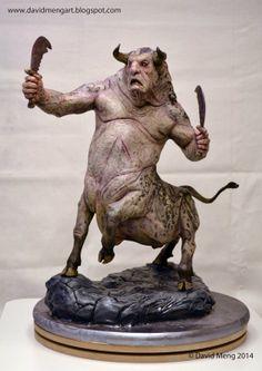 David Meng Art: Bullock