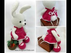 Spring Dress for Dress Me Bunny - YouTube