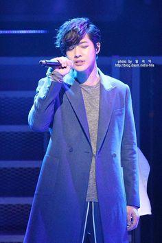 2015.01.28 Kim Hyun Joong @ 2015 Japan Tour 'GEMINI' in Yokohama