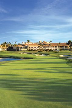 Doral Golf in Florida