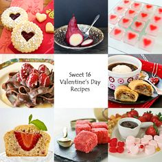 Sweet 16 Valentine's Day Recipes | Roti n Rice