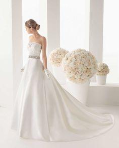 花嫁のドレス ウェディングドレス Hro0073
