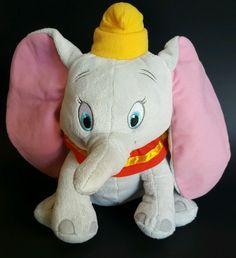 "Disney Kohls Cares Plush Dumbo Elephant Stuffed Animal 12"" Plush USA Seller #DisneyKohlsCare"