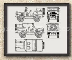 """Reproduction of the PATENT for the Latil """"M2TL6"""" Military Truck"""