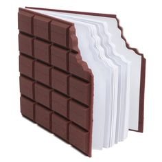 Cheap memo pad, Buy Quality chocolate memo pad directly from China notebook chocolate Suppliers: Best Promotion Convenient Creat Stationery Notebook Chocolate Memo Pad DIY Cover Notepad School Gift Notebook Diy, Small Notebook, Pocket Notebook, Diary Notebook, Chocolate Shapes, Chocolate Food, Diy Cadeau, Stationary Supplies, Chocolate