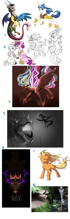 MLP dump 3: Revenge of the sith by Lopoddity on deviantART