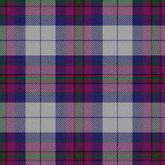 Information from The Scottish Register of Tartans #Scotland #Purple #Tartan