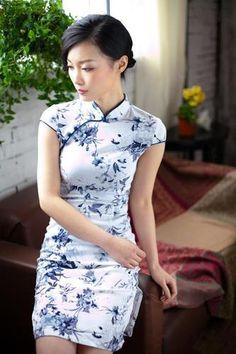 Julie Liang Cheongsam