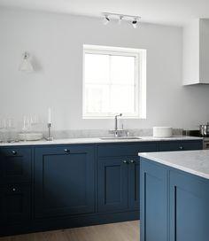 Nordiska Kök - Shaker kitchen Bespoke kitchens in Scandinavian design. www.nordiskakok.se