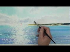 painting water....YouTube