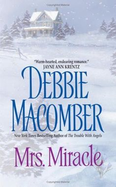 Mrs. Miracle (Angels) by Debbie Macomber