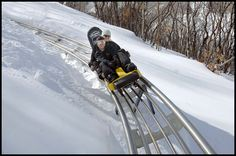 Image detail for -Hold on tight! The Ridge Runner at Blue Mountain gets you down hill . Places To Travel, Places To Go, Canadian Christmas, Ridge Runner, Thing 1, O Canada, Cross Country Skiing, Mountain Resort, Blue Mountain