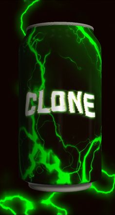 Soda 3D render with clone lightning cover #soda #3D #render #photoshop #lightning Lightning, Alaska, Soda, Room Ideas, Photoshop, Neon Signs, Fire, Cover, Poster Layout