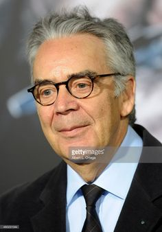 Composer Howard Shore arrives for Premiere Of New Line Cinema, MGM Pictures And Warner Bros. Pictures' 'The Hobbit: The Battle Of The Five Armies' held at Dolby Theatre on December 9, 2014 in Hollywood, California.