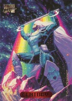 Century for the Marvel Masterpieces trading cards, by Greg and Tim Hildebrandt