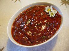 Scharfe Honig - Soße zum Fondue (Rezept mit Bild) | Chefkoch.de
