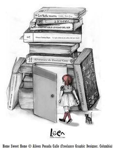 MI LIBROTEKA #animacion_a_la_lectura #literatura_infantil
