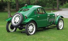 A Ford-VW speedster