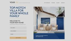 I will design a captivating real estate landing page, property listing page – FiverrBox Real Estate Landing Pages, Create Page, Property Search, Property Listing, Lead Generation, Promotion, The Outsiders, New Homes, Design