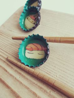 Sushi's+Portrait+Nigiri+Eco+friendly+by+ColadeconejoItaly+on+Etsy,+$12.00