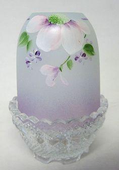 Fenton Art Glass - Fairy Light