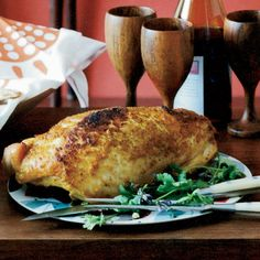 Indian-Spiced Turkey Breast | Food & Wine goes way beyond mere eating and drinking. We're on a mission to find the most exciting places, new experiences, emerging trends and sensations.