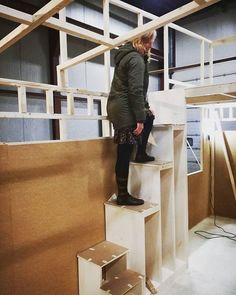 More tiny house. we`re getting there. . . . . . . . . . . #tiny #tinyhouse #house #houseonwheels #tinyhousemovement #tinylife #isolation #build #make #craft #woodworking #wood #woodshop #trailer #oneofakind #craftsman #selfsustaining #selfmade #tinyhouses #workhardplayharder #work