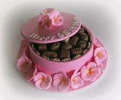 fragipani cake