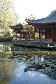 Hortus Haren, Chinese garden Holland