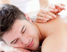 Tratamiento de Acupuntura para descontracturar y eliminar dolor en espalda y cuello, provocados por el estrés