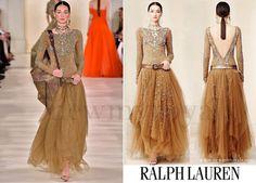 Princess+Charlene+wore+Ralph+Lauren+Beaded+Sarena+Gown.jpg (600×432)