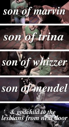 The fact that Mendel says Whizzers name before his own makes my cold heart a bit warmer
