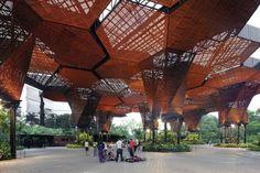 PLAN:B Arquitectos' + JPRCR Arquitectos' Orquideorama
