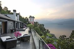 An alluring lakefront villa in the enchanting Stresa Verbano Cusio Ossola, Italy – Luxury Home For Sale