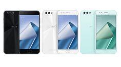 ASUS Zenfone 4 Pro: Snapdragon 835, 6GB RAM, Dual Cameras