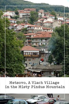Things to do in Metsovo #greece
