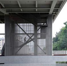 Vector Architects, Centro comunitario Chongqing Taoyuanju - Arquitectura Viva · Revistas de Arquitectura