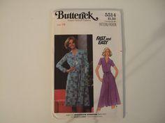 Butterick 5514 size 18 Uncut 8.00