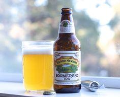 Made in Sonoma: Sierra Nevada Boomerang IPA Review