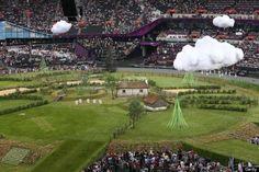 Opening Ceremony 2012 Olympics