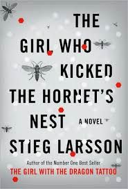 """ Lisbeth Salander, recovering in a Swedish hospital from gunshot wound, calls upon journalist Mikael Blomkvist to help prove her innocence in the murders of three people; but in order to do so, he must uncover a long-buried conspiracy within the Swedish security police."""
