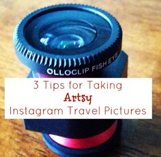 tips for taking artsy instagram travel pictures | LiveDoGrow