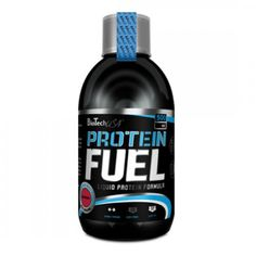 Biotech usa protein fuel течен протеин изолат