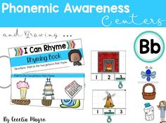 36 weeks of daily lesson plans to foster phonemic awareness and growing centers bundle is what you'll receive when you buy this amazing pack.  Make sure you are teaching this critical skill to your primary students.