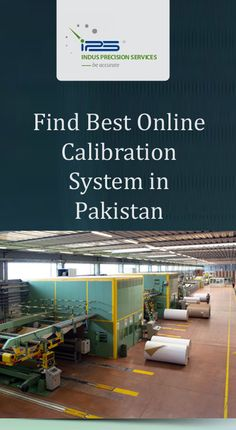 Indus Precision Services (IPS) is best online calibration company in Pakistan. Find calibration of mechanical instruments, calibration of electronic instruments, calibration of dimensional instruments & more. http://indusps.com/