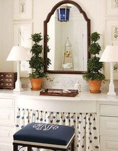 The Preppy Yogini Ive Dreamed Having A Dressing Table Like This