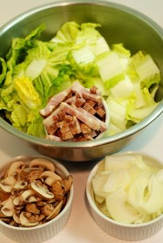 Stir Fried Napa Cabbage with Mushrooms and Bacon | Award-Winning Paleo Recipes | Nom Nom Paleo   | Use Turkey Bacon instead and low sodium chicken broth