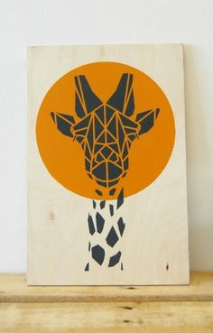 Check out the post to see five great wood animal art pieces from Etsy.
