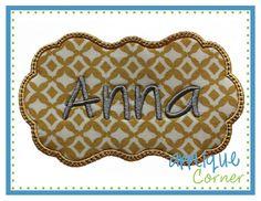 Best frames images applique designs embroidery