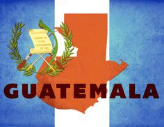 Guatemala poster | Great for Spanish classrooms  Showcase the crest, colors and flags of Spanish-speaking countries with these posters, available in 8.5 x 11, 11 x 17 and other sizes by request (hi@natalievenuto.com)
